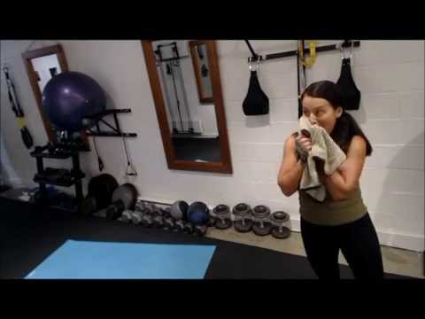 March 2015 Warrior Workout - Full-Body Spring Training