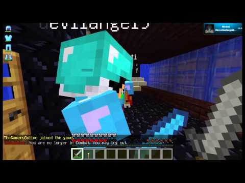 (Minecraft) (Forestia) Cheat de Mrcraft46 a se faire ban! (FR)