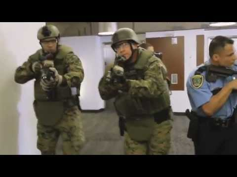 Active Shooter Response: Surviving an Active Shooter Event