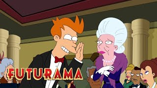 FUTURAMA | How To Date A Mutant | SYFY - SYFY