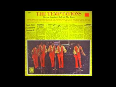 Temptations Live at London's Talk Of The Town - Introduction Medley