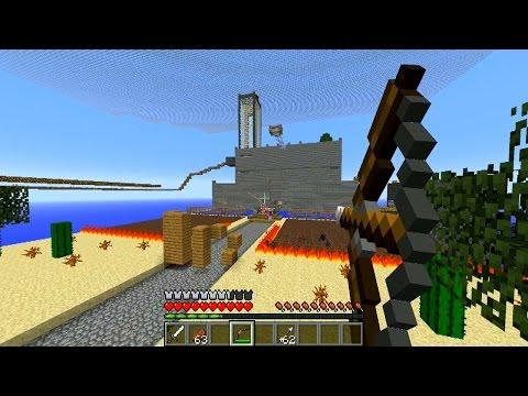 Minecraft CAPTURE THE WOOL #8 with Vikkstar, Preston, Nooch & Pete!