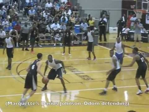 NC Pro-Am Action (7-21-11): Austin Rivers, Andre Dawkins, Seth Curry