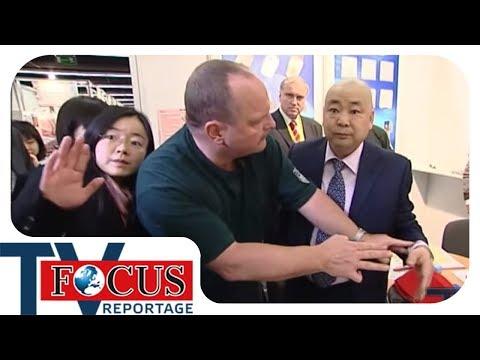 Produktpiraten ahoi! Mit Zollfahndern auf Beutefang - Focus TV Reportage