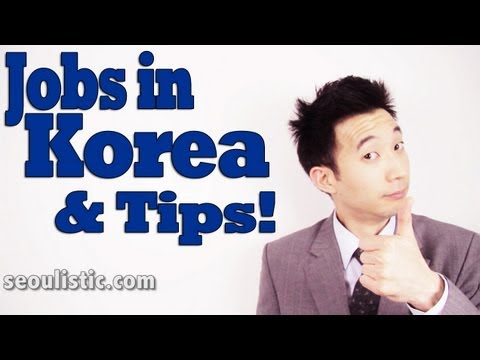 living and working in korea essay