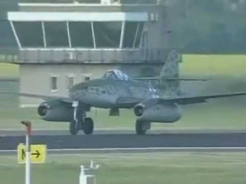 Me262 at the ILA2006 in Berlin (original sound)