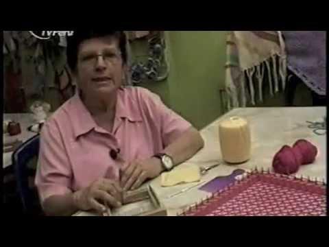 Esperanza Rosas en el programa Hola Perú
