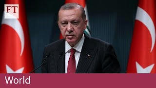 Erdogan says 'attack on economy no different from attack on flag' - FINANCIALTIMESVIDEOS