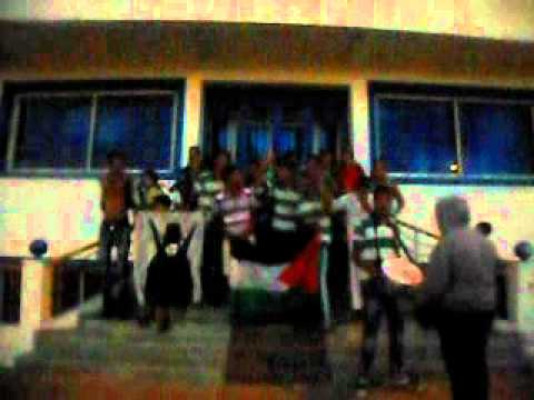 Ultras Eagles Cellule Sidi Maarouf 2012