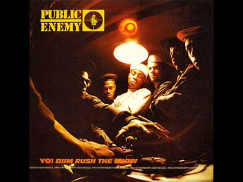 Public Enemy - Timebomb (1987)
