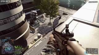 ����������� Battlefield 4 Beta: Siege of Shanghai (����� ������) � ����� 1