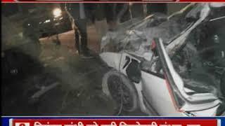 Rajasthan: बीकानेर के नागौर हाइवे पर हुआ हादसा, 4 लोगों की मौत - ITVNEWSINDIA