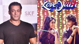 Salman, Aayush & Warina's 'Loveratri' now becomes 'LoveYatri' | Bollywood News - ZOOMDEKHO
