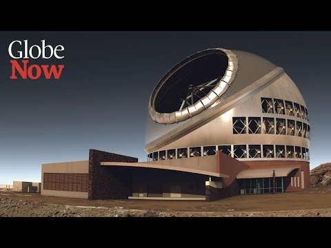 The future of astronomy? Massive telescopes that see the edge of the visible universe