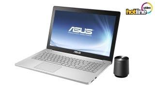 Обзор ноутбука ASUS N550