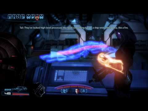 Mass Effect 3 Priority Geth Dreadnought
