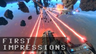 Star Conflict Gameplay | First Impressions HD
