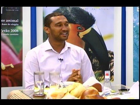 TV Costa Norte - Café com José Reis - vereador de São Sebastião (PSB)