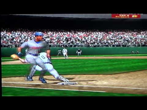 MVP BASEBALL 2004 MONTREAL EXPOS VS OAKLAND ATHLETICS PART 6