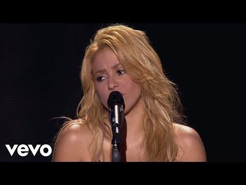 Shakira - Antes De Las Seis (Live From Paris)