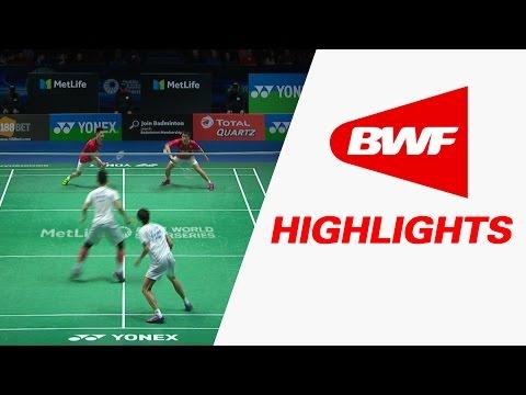 Yonex All England Open 2017 | Badminton F – Highlights