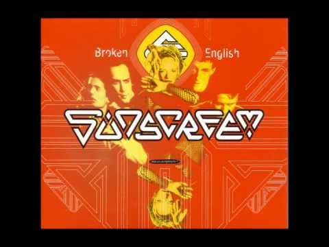 Sunscreem - Broken English (SXS Vocal Mix)