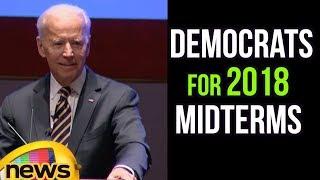 Former Vice President Joe Biden Rallies Democrats for 2018 Midterms | Mango News - MANGONEWS