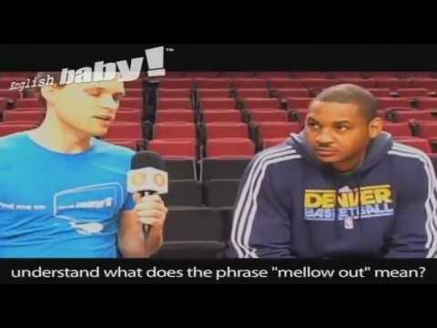 Basketball English Lessons