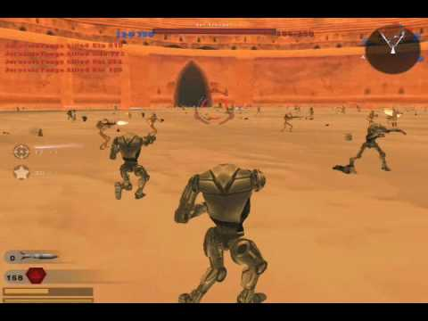 Star Wars Battlefront 2 Geonosis Arena XL