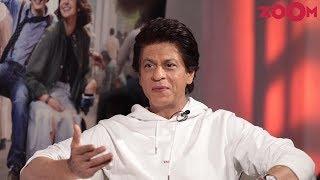 Zero star Shah Rukh Khan talks about Sridevi, Suhana Khan, Katrina Kaif & more | Full Interview - ZOOMDEKHO