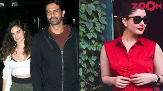Arjun & Gabriella spotted at dinner date | Kareena dubs for an upcoming project & more - ZOOMDEKHO