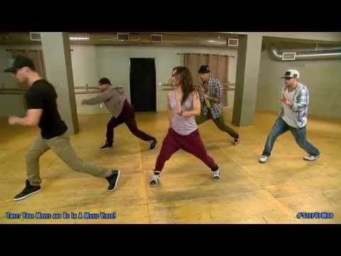 Join The STEP UP REVOLUTION Online Flash Mob