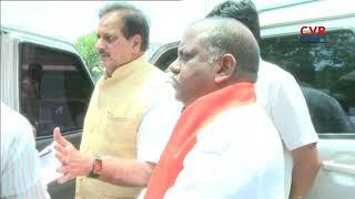 గవర్నర్ తో మాజీ డీజీపీ దినేష్ రెడ్డి | Ex DGP Dinesh Reddy complaint to Governor | CVR News - CVRNEWSOFFICIAL
