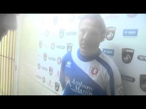WingsTV Freeview, Jamie Day after Braintree Town vs Welling United