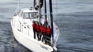 Indian Women Naval Officers to circumnavigate globe on Indian built INSV Tarini - TIMESOFINDIACHANNEL