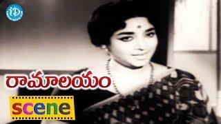 Ramalayam Movie Scenes - Mohan Babu Visits Jamuna's House || Jaggaiah || Shobhan Babu - IDREAMMOVIES