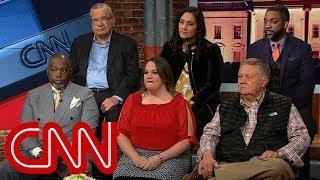 Trump voters debate Roy Moore loss - CNN