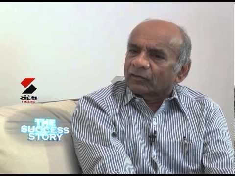 Sandesh News- The Success Story with Mr.Sevantibhai Shah (Founder, Venus Jewels) Part 2