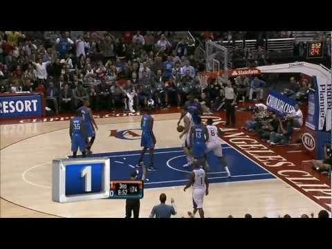 Top Ten Dunks of the Month: January 2012