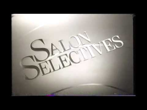 Salon Selectives Commercials