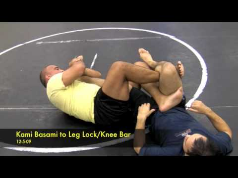 Kami Basami to Leg Lock/Scissor Hold