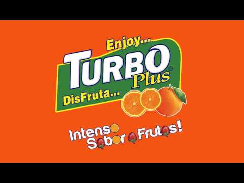 Turbo Plus - ¡Intenso Sabor a Frutas!