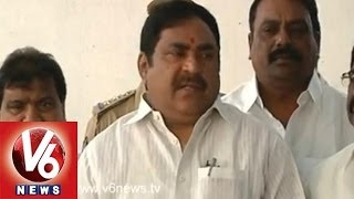 TDP Leader Errabelli Demands to Discuss on T Bill in Assembly - V6NEWSTELUGU