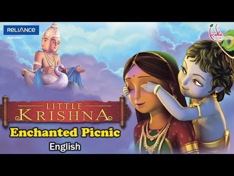 01_0401 LITTLE KRISHNA EPISODE 04 &quot;ENCHANTED PICNIC&quot;