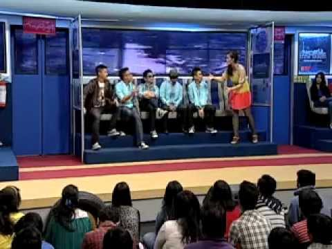 Talkshow Bis Malam di B Channel TV, bintang tamu Project Pop