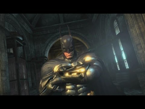 Batman: Arkham City: Armored Edition Walkthrough Video