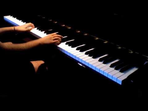 La Donna Cannone   Francesco De Gregori    piano cover