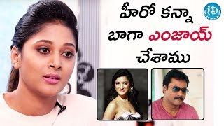We Tease Each Other On The Sets - Sushma Raj || Eedu Gold Ehe Movie || Talking Movies With iDream - IDREAMMOVIES