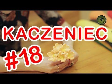 Kwiatki z bibuły #18 - kaczeniec
