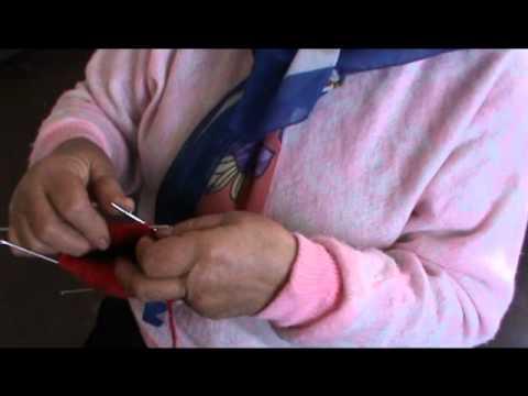 плетене на чорапи.wmv